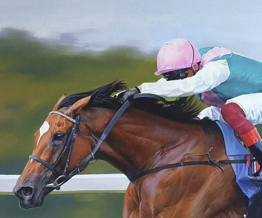 Enable – King George VI & Queen Elizabeth Stakes, Ascot